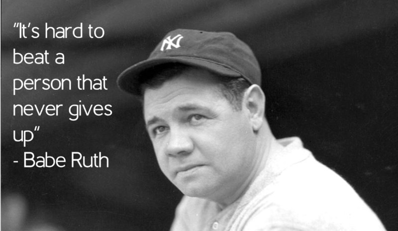 Nice Images Collection: Babe Ruth Desktop Wallpapers