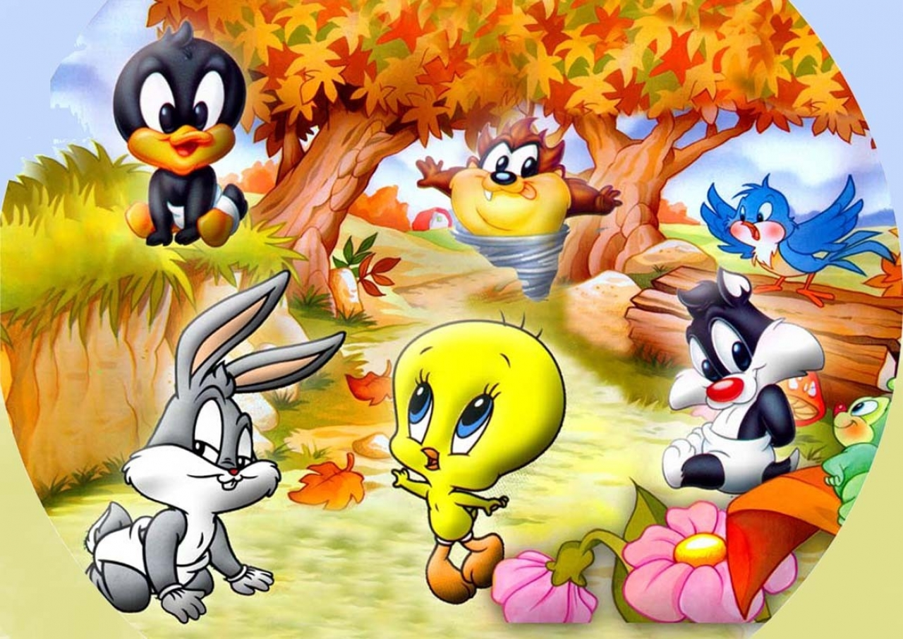 High Resolution Wallpaper | Baby Looney Tunes 1280x905 px