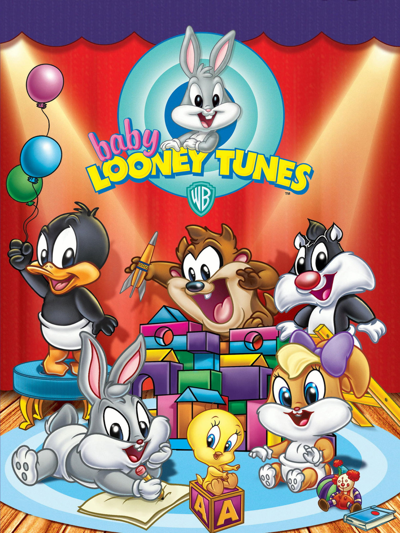 High Resolution Wallpaper | Baby Looney Tunes 1300x1733 px