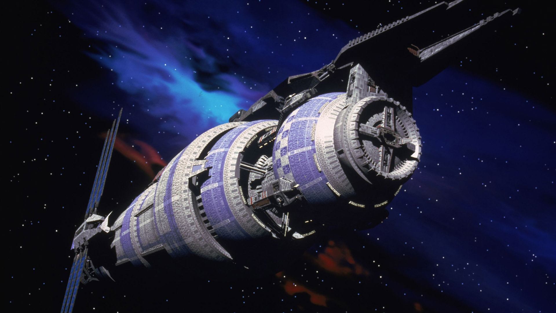 HD Quality Wallpaper | Collection: Sci Fi, 1920x1080 Babylon 5