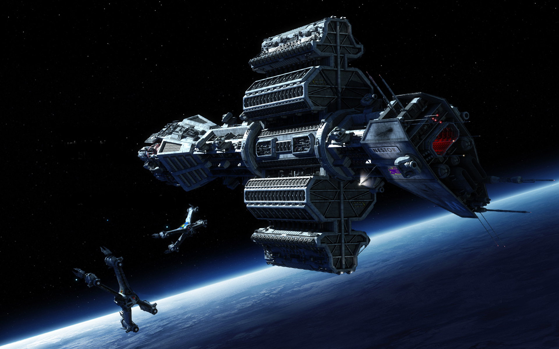 HQ Babylon 5 Wallpapers | File 1016.05Kb