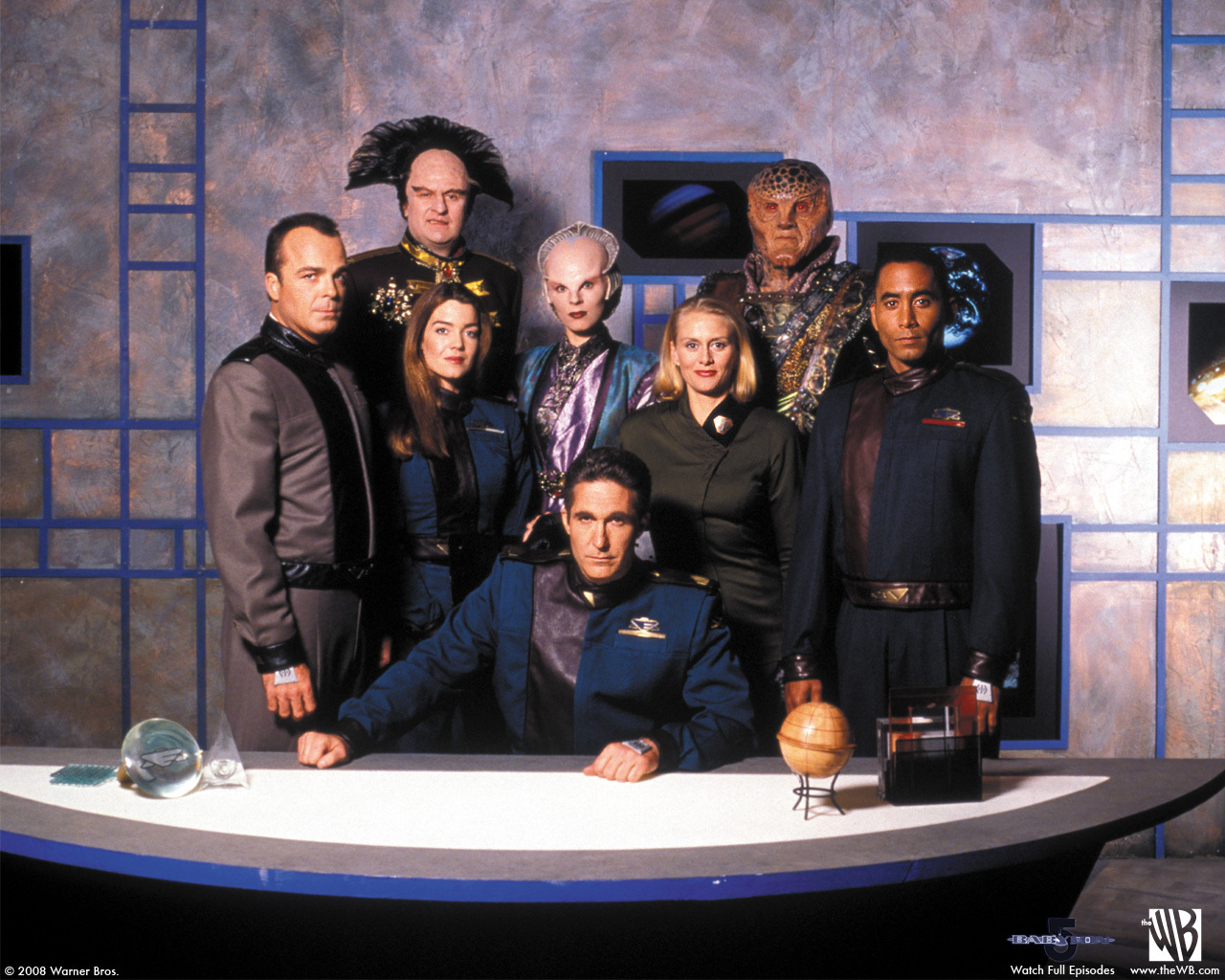 Nice wallpapers Babylon 5 1280x1024px