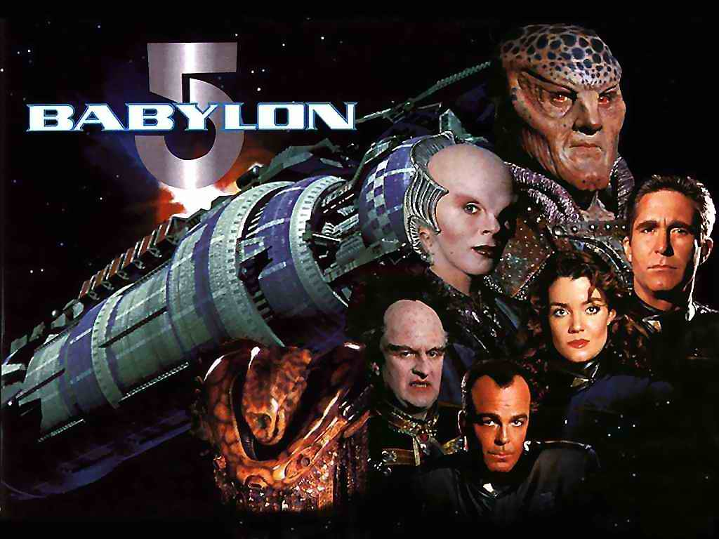 HQ Babylon 5 Wallpapers | File 67.79Kb