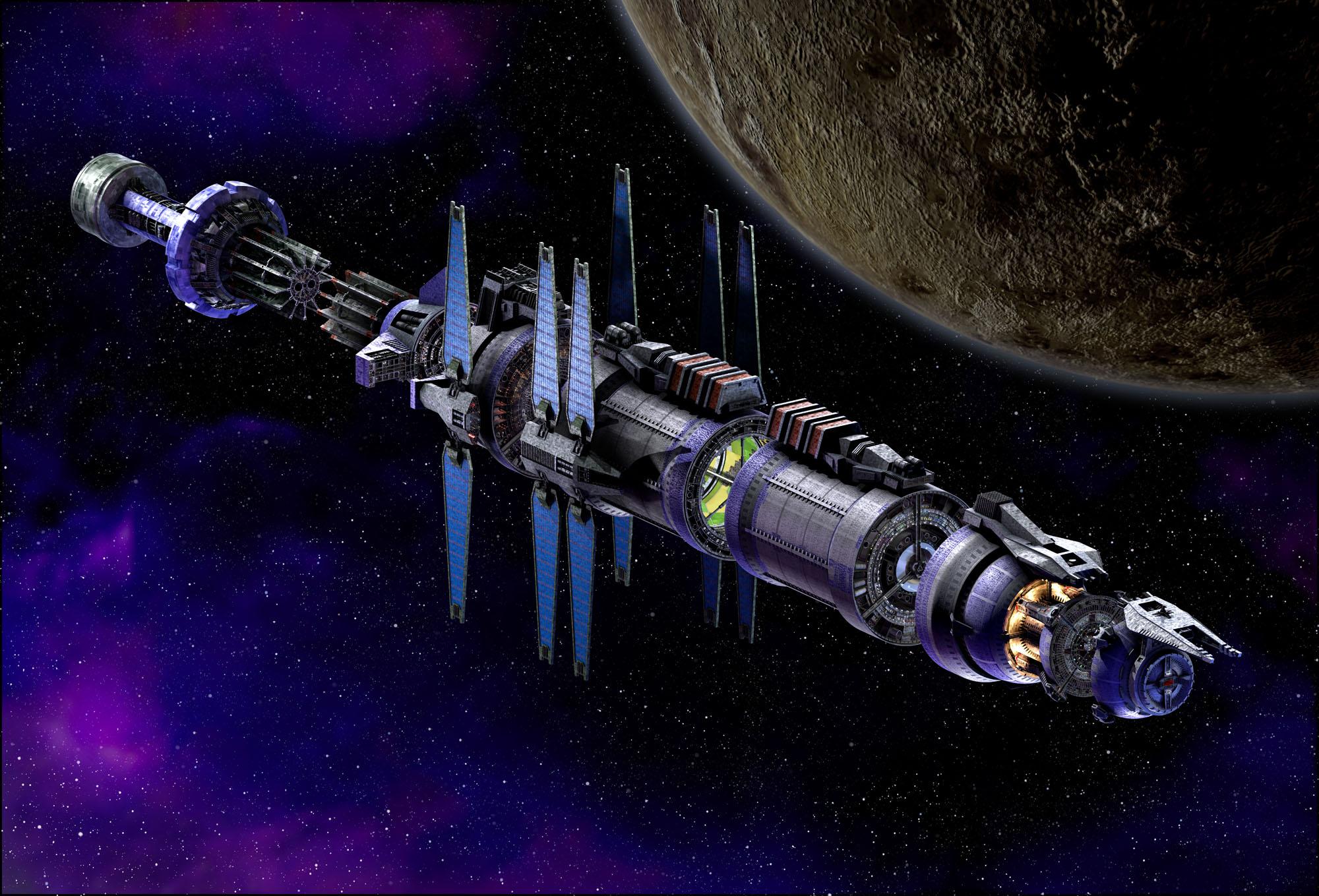 Babylon 5 Backgrounds on Wallpapers Vista