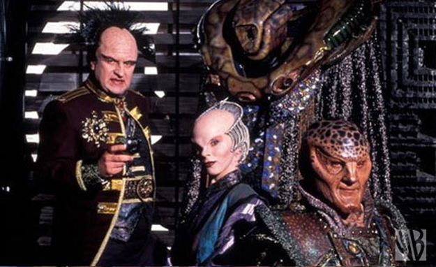 Babylon 5 Pics, TV Show Collection