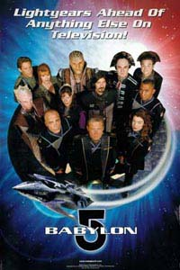 HD Quality Wallpaper | Collection: TV Show, 200x300 Babylon 5