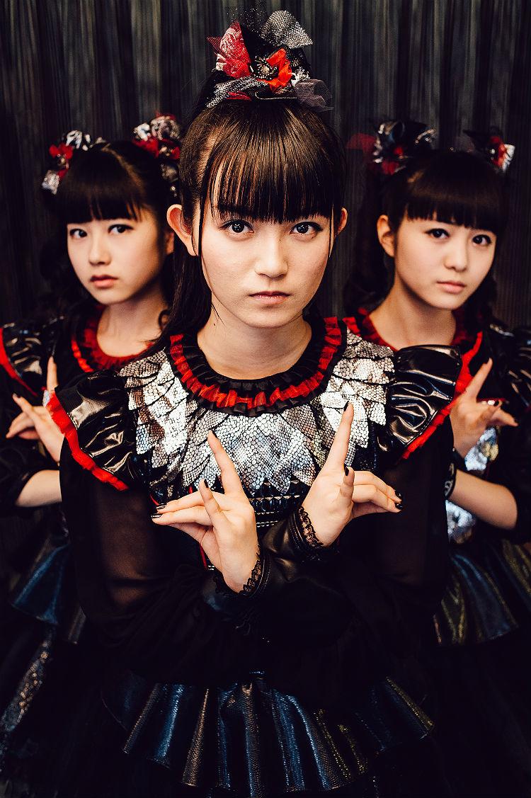 Babymetal Wallpapers Music Hq Babymetal Pictures 4k