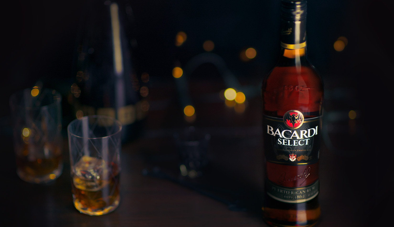 Nice Images Collection: Bacardi Desktop Wallpapers