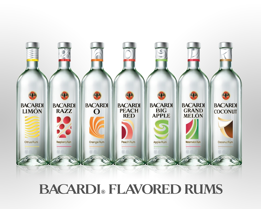 Bacardi Pics, Products Collection