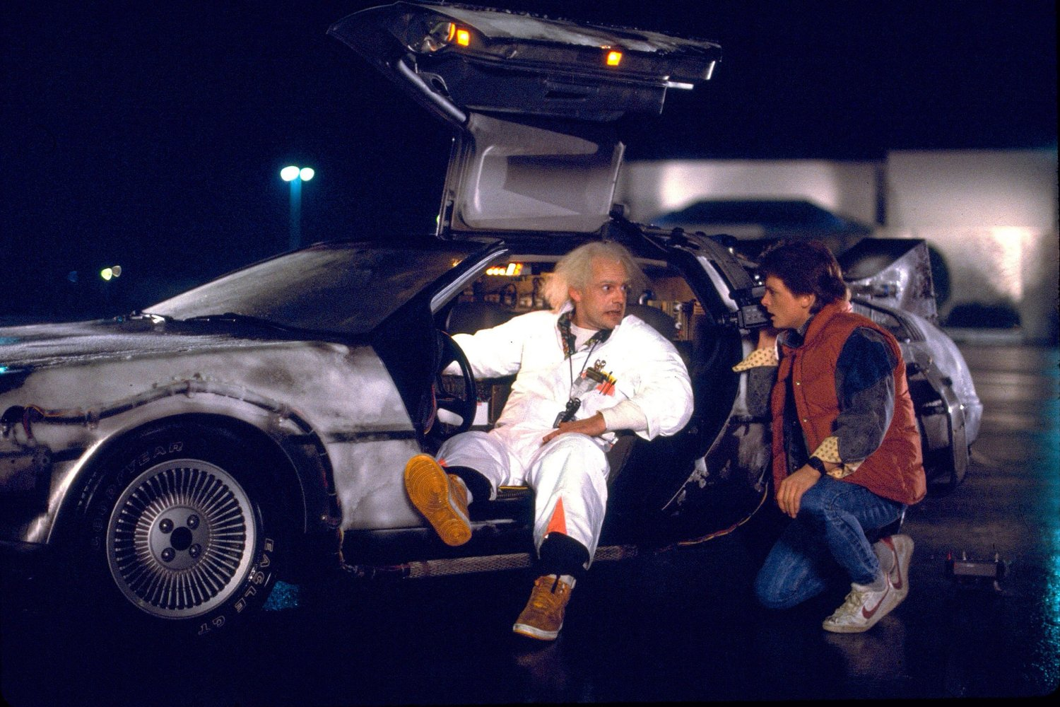 Back To The Future Wallpapers Movie Hq Back To The Future