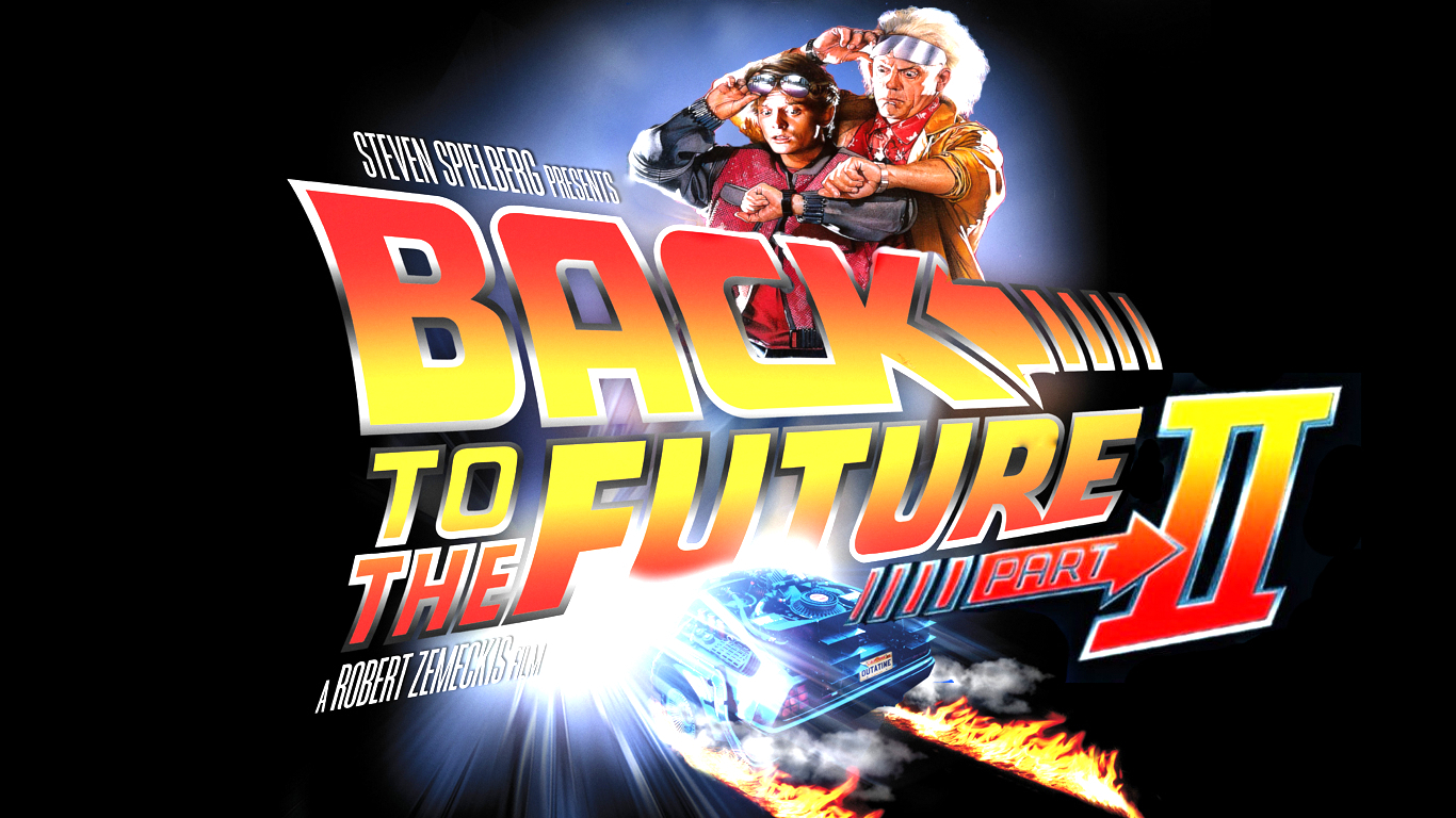 Back To The Future Part Ii Wallpapers Movie Hq Back To The