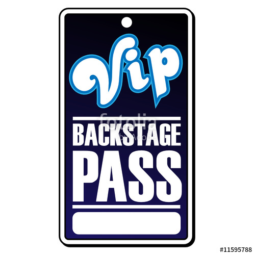 Vip Backstage Pass Template from vistapointe.net