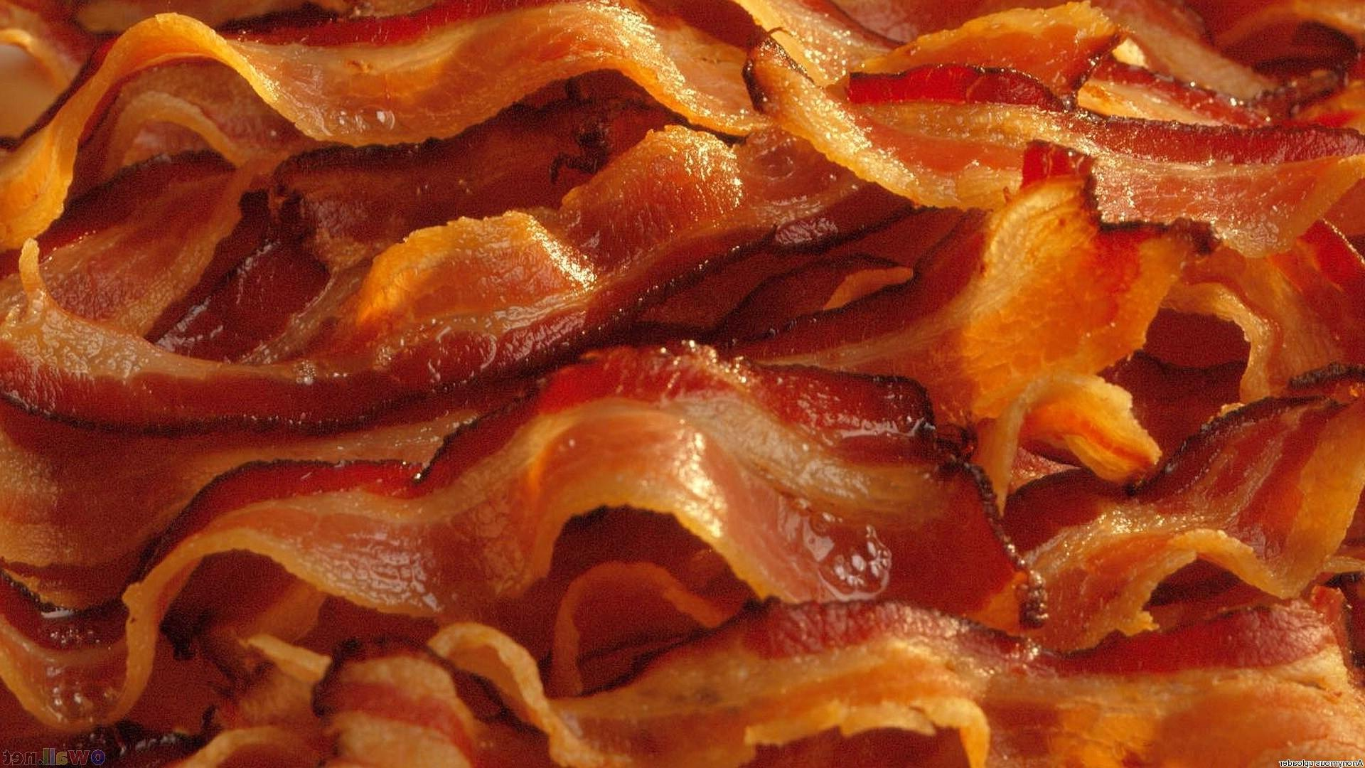 HD Quality Wallpaper | Collection: Food, 1920x1080 Bacon