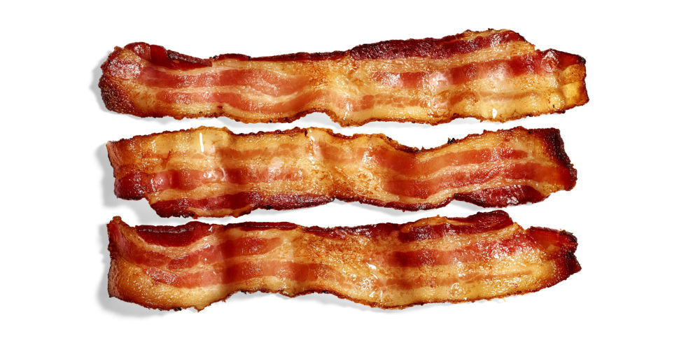 Nice wallpapers Bacon 980x490px