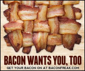 High Resolution Wallpaper | Bacon 300x250 px