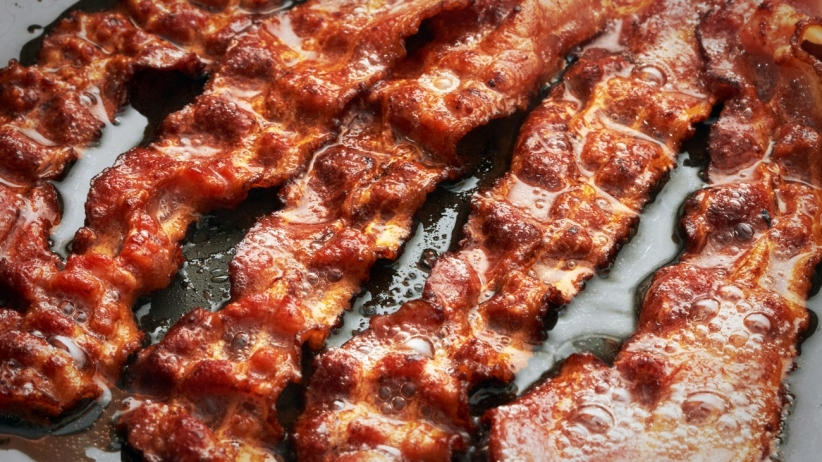 Bacon Pics, Food Collection