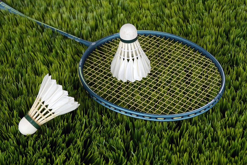 HD Quality Wallpaper | Collection: Sports, 960x640 Badminton