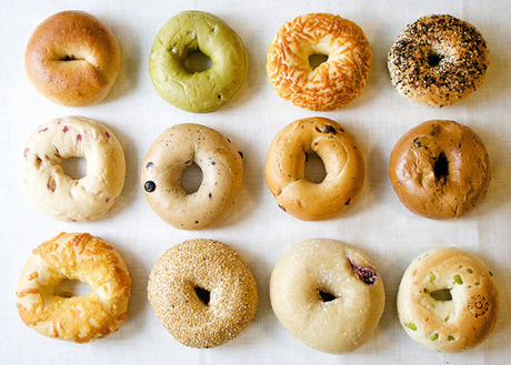 HD Quality Wallpaper | Collection: Food, 460x329 Bagel