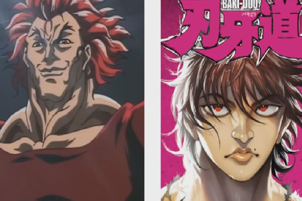 Baki The Grappler Wallpapers Anime Hq Baki The Grappler Pictures 4k Wallpapers 2019