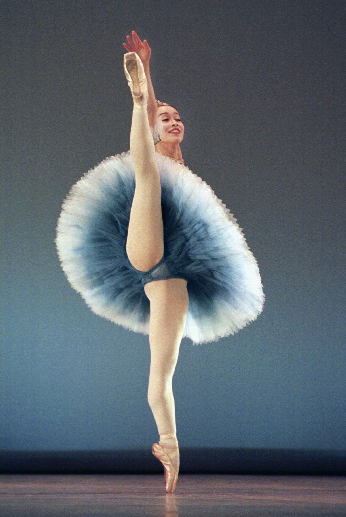 HD Quality Wallpaper | Collection: Artistic, 1201x1791 Ballerina