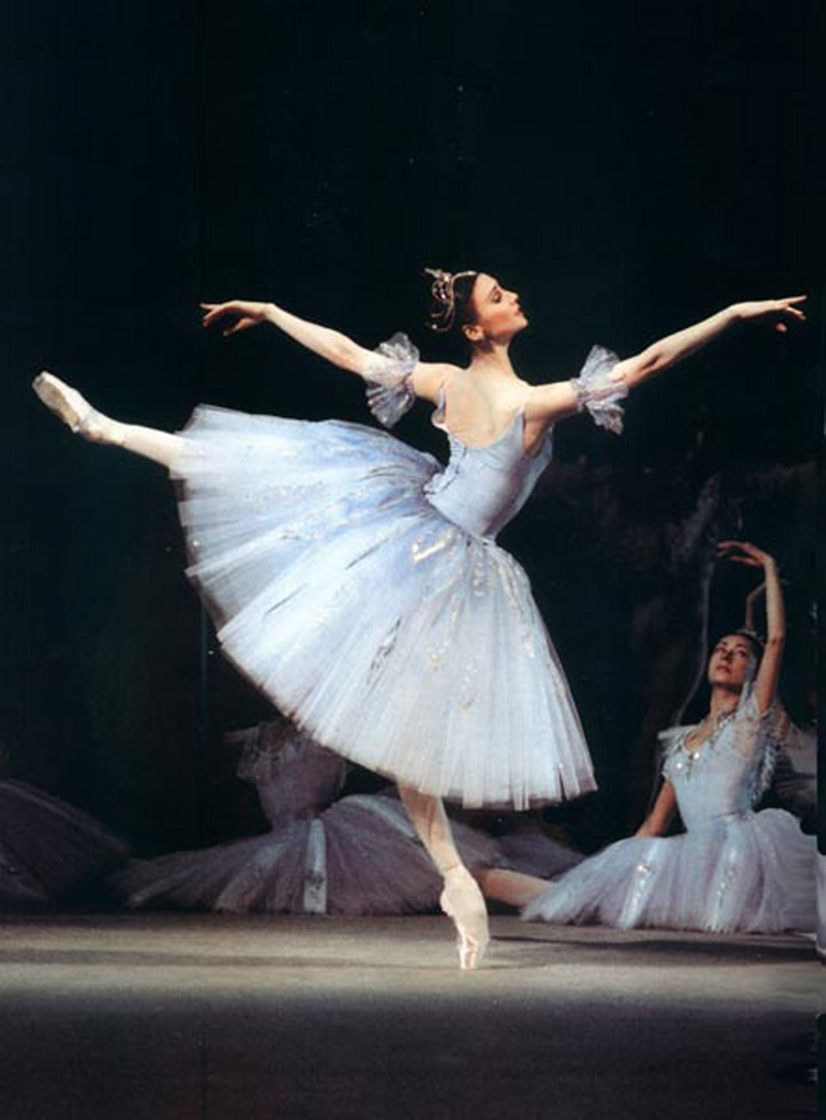 Nice Images Collection: Ballerina Desktop Wallpapers