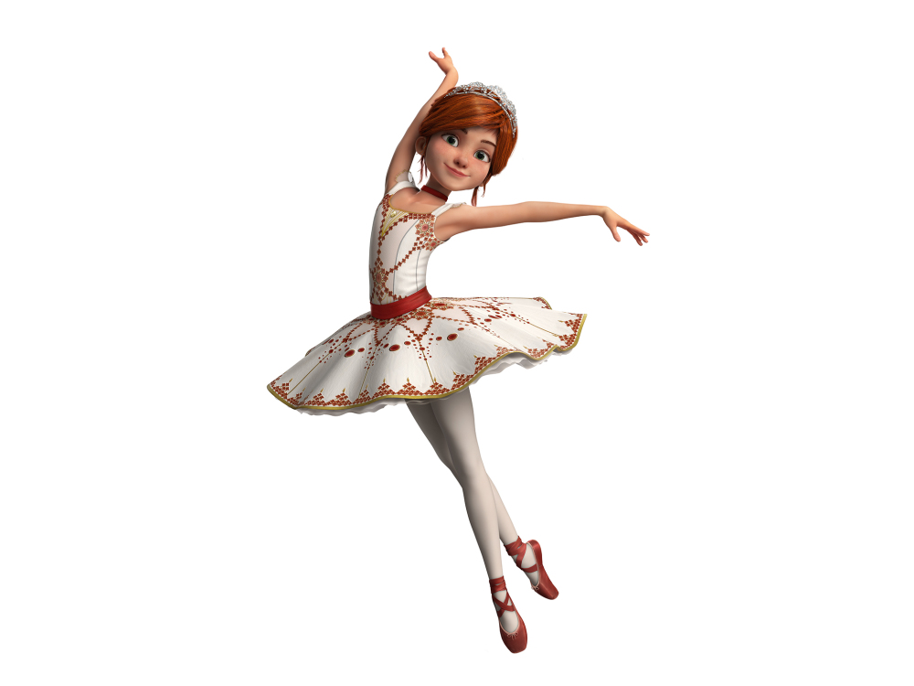 HD Quality Wallpaper | Collection: Artistic, 1000x750 Ballerina
