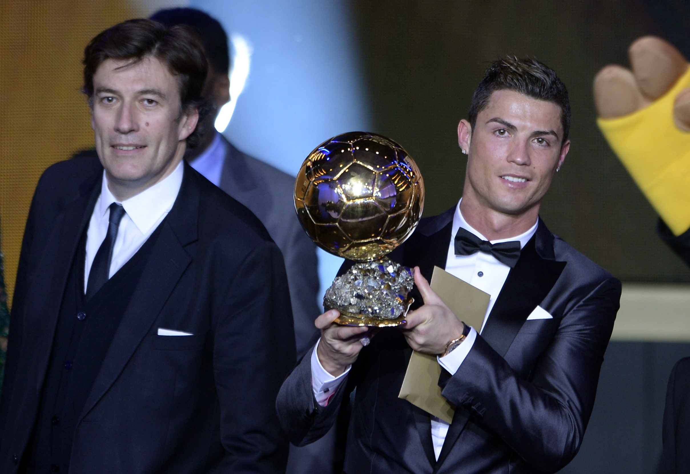 Nice Images Collection: Ballon D'Or 2014 Desktop Wallpapers