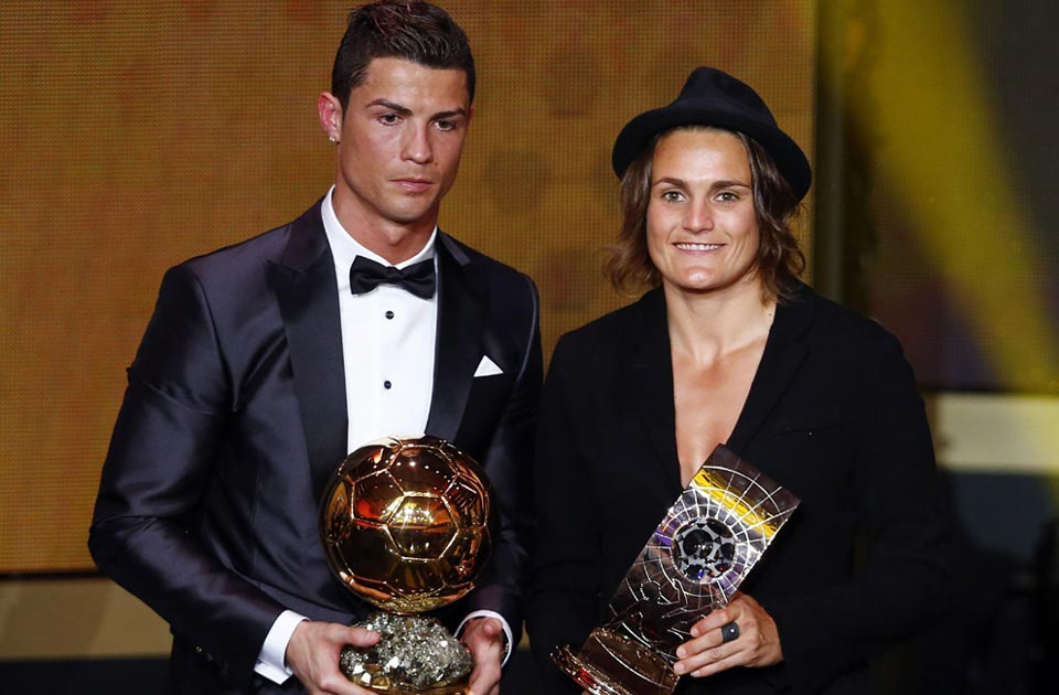 HD Quality Wallpaper | Collection: Sports, 960x630 Ballon D'Or 2014