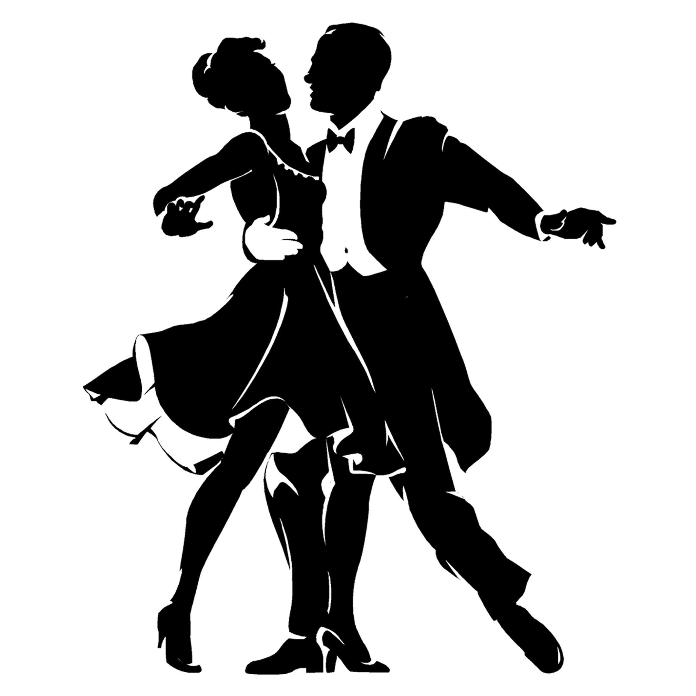 HD Quality Wallpaper | Collection: Sports, 2400x2400 Ballroom Dancing