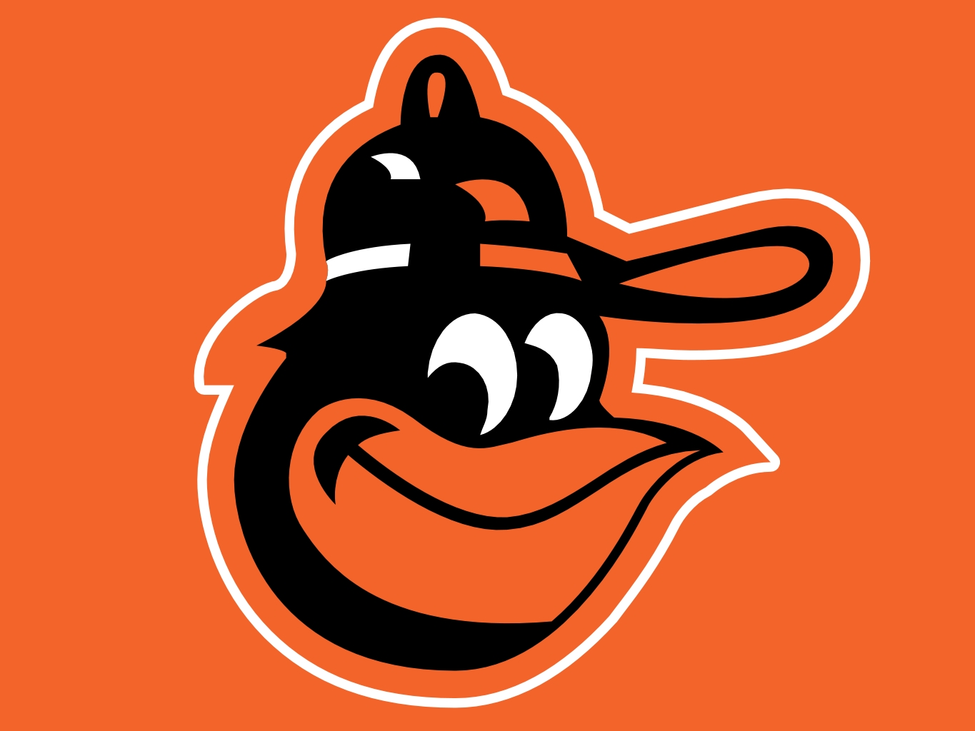 HD Quality Wallpaper | Collection: Sports, 1365x1024 Baltimore Orioles