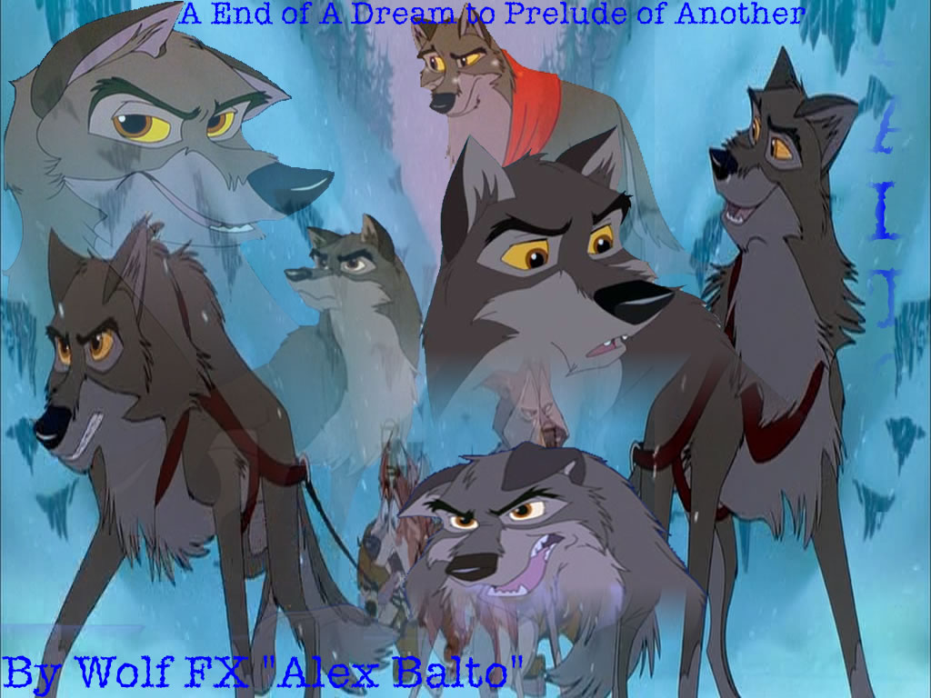 HD Quality Wallpaper | Collection: Cartoon, 1024x768 Balto