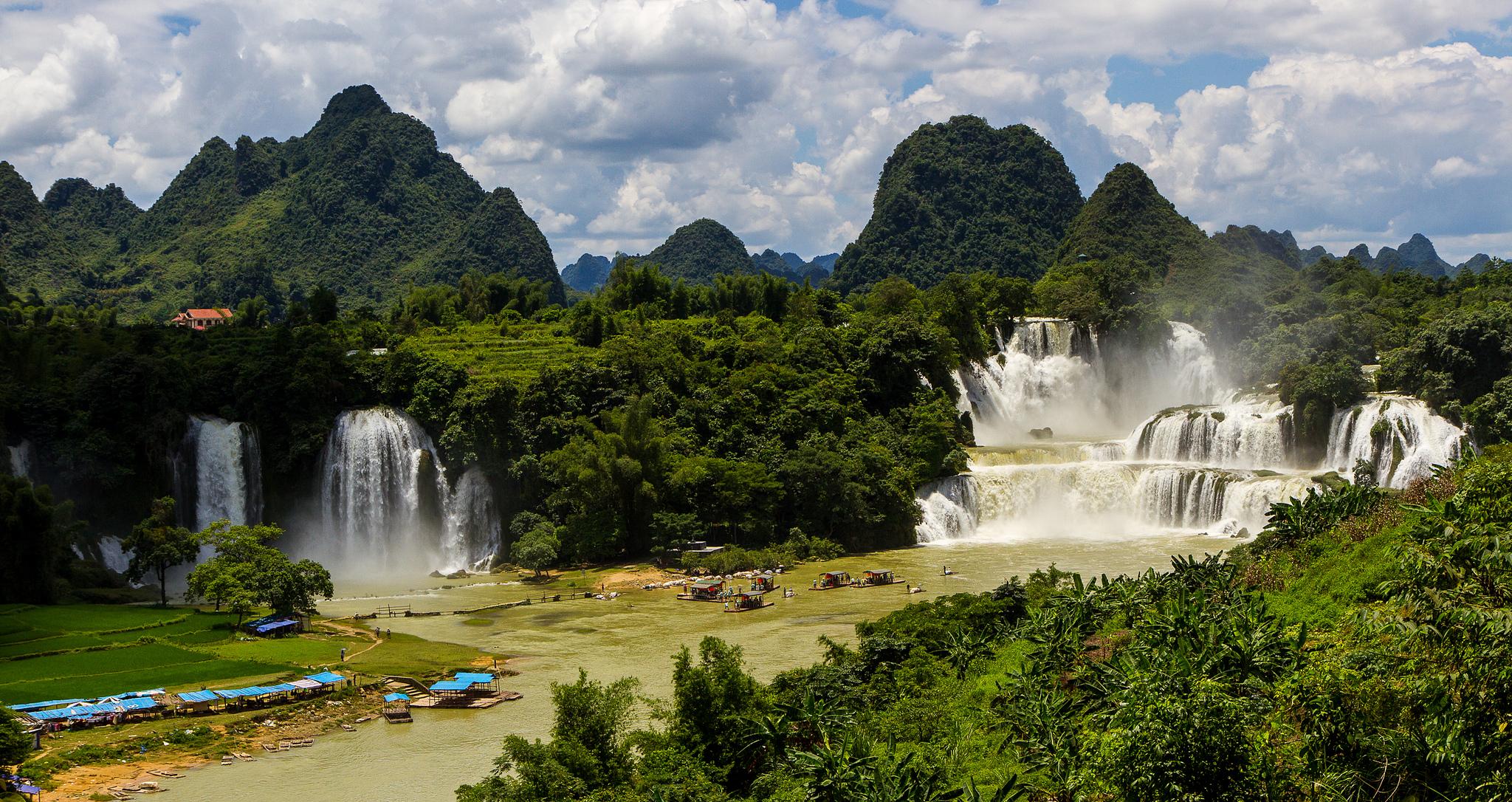 Images of Ban Gioc–Detian Falls | 2048x1086