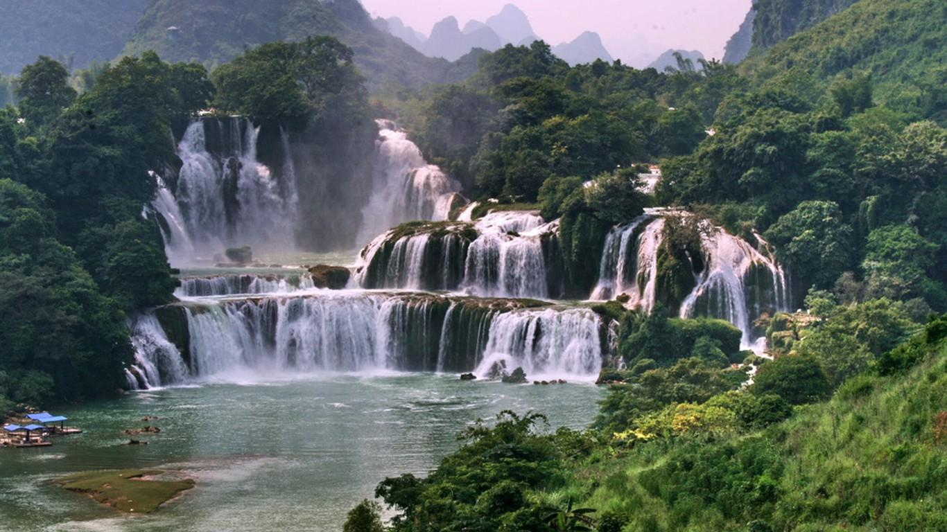 Ban Gioc–Detian Falls Pics, Earth Collection