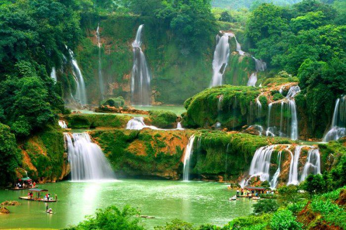 Images of Ban Gioc–Detian Falls | 700x466