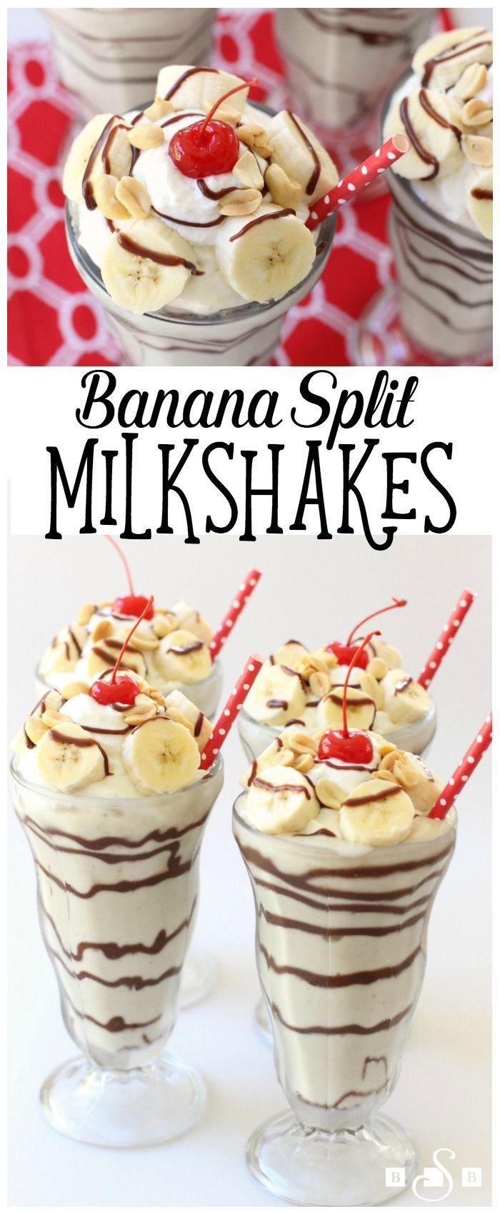 Nice Images Collection: Banana Split Desktop Wallpapers