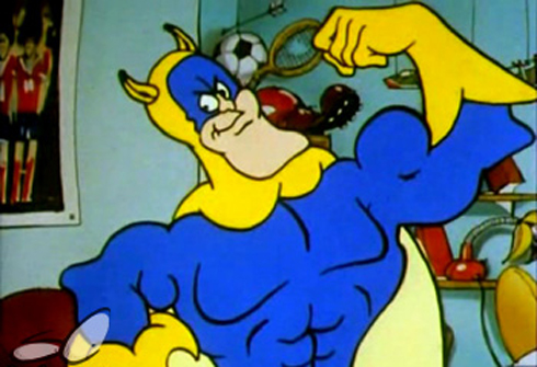 490x335 > Bananaman Wallpapers