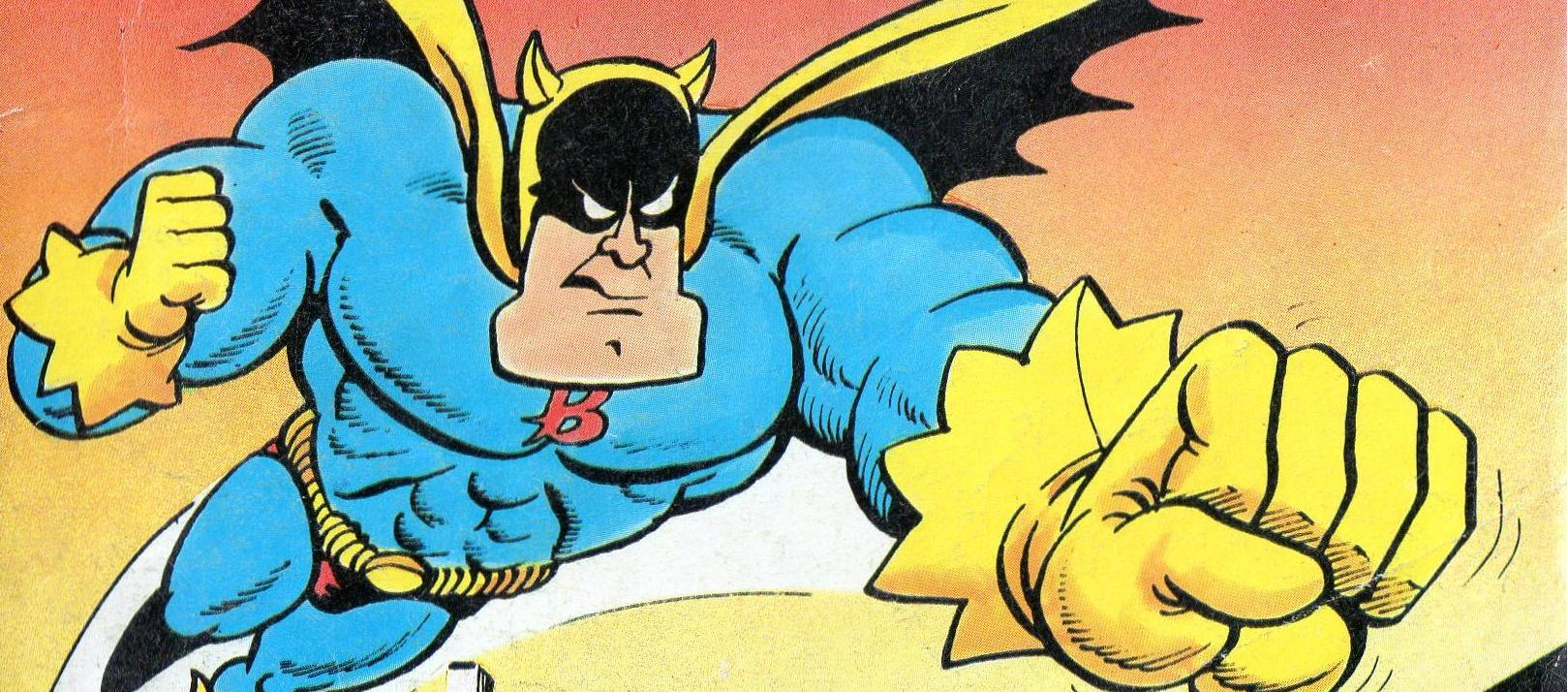 Bananaman Backgrounds, Compatible - PC, Mobile, Gadgets| 1619x714 px