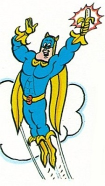 Bananaman Pics, Cartoon Collection