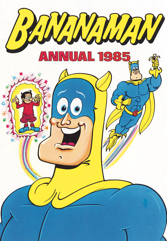Images of Bananaman | 585x842
