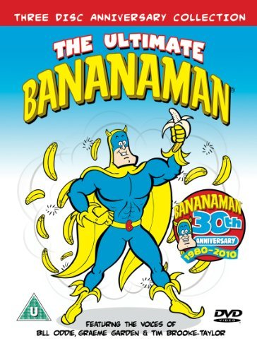 Amazing Bananaman Pictures & Backgrounds