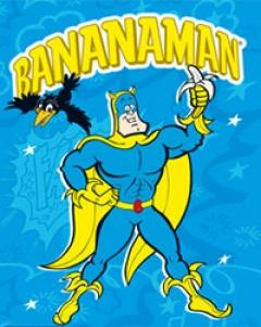 Nice wallpapers Bananaman 240x300px