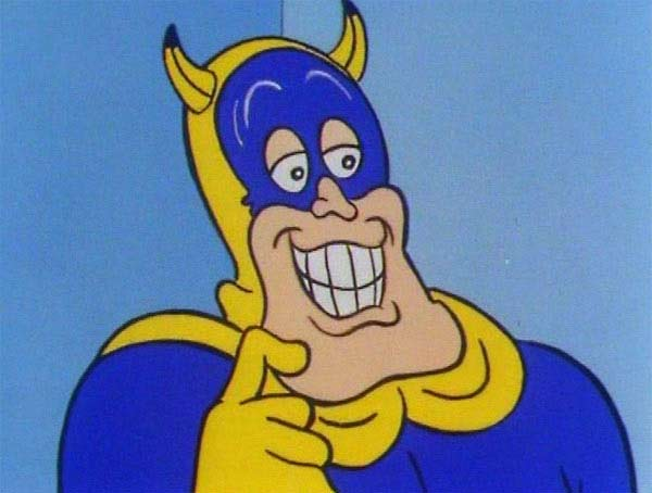 HQ Bananaman Wallpapers | File 28.28Kb