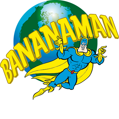 Nice Images Collection: Bananaman Desktop Wallpapers