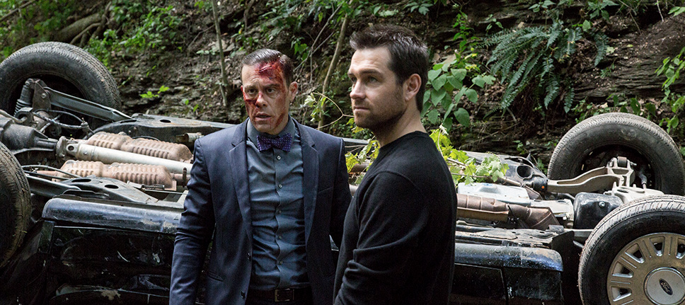Banshee Pics, TV Show Collection