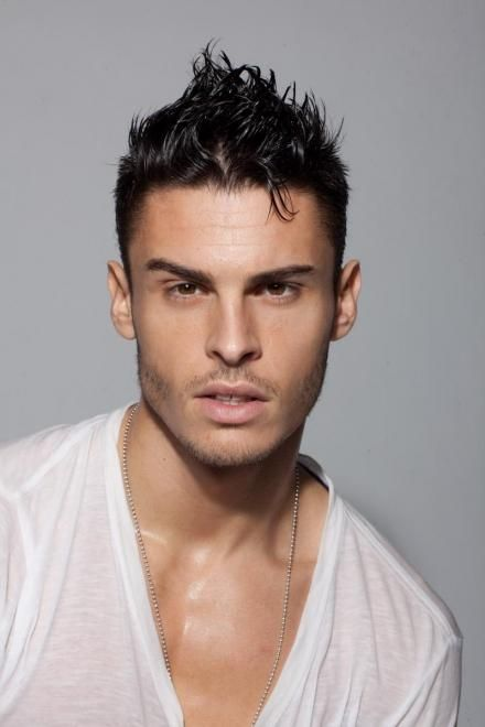 HD Quality Wallpaper | Collection: Men, 440x660 Baptiste Giabiconi