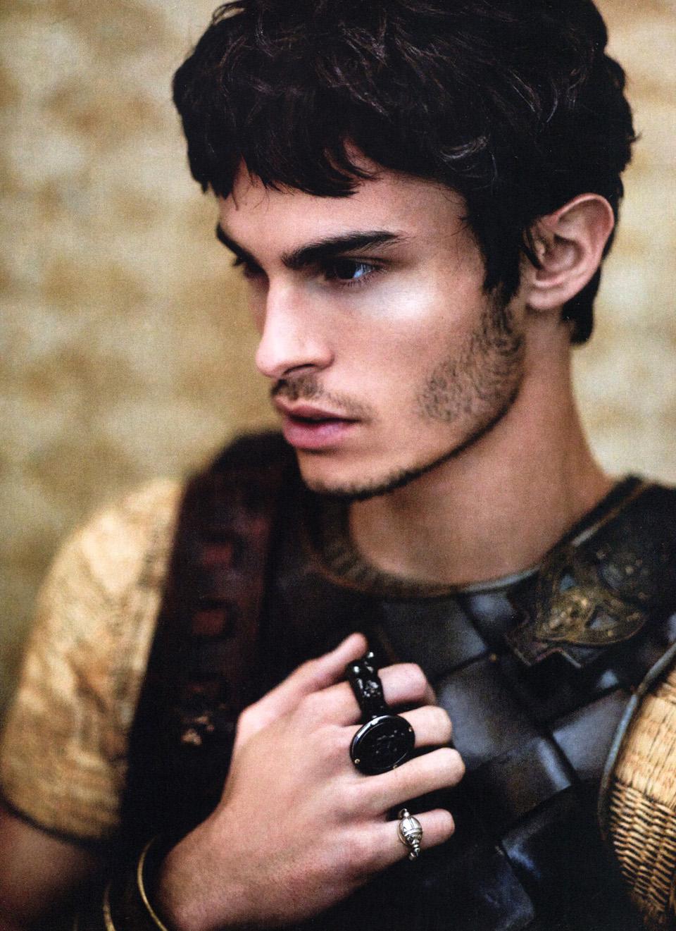 Baptiste Giabiconi #17