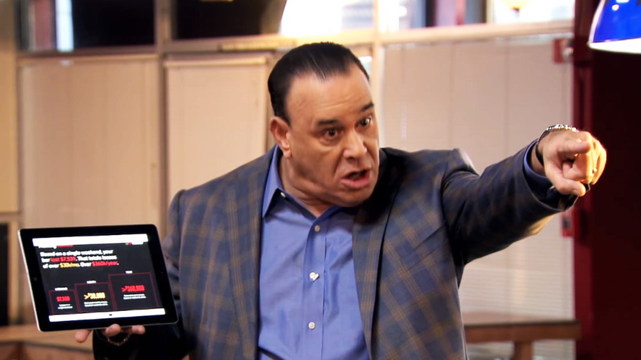 High Resolution Wallpaper | Bar Rescue 1280x720 px