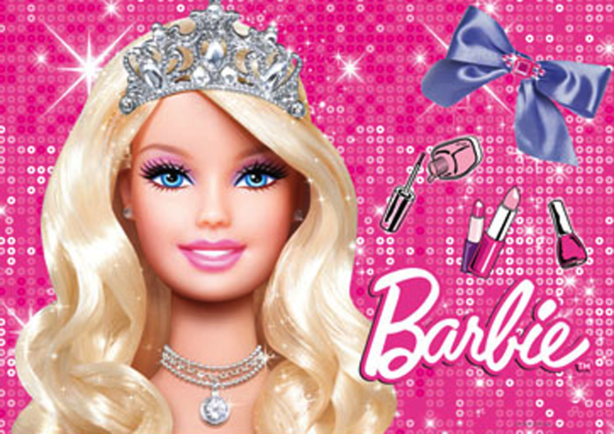 Nice wallpapers Barbie 2100x1484px