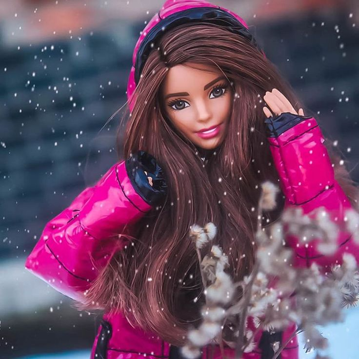 High Resolution Wallpaper | Barbie 736x736 px