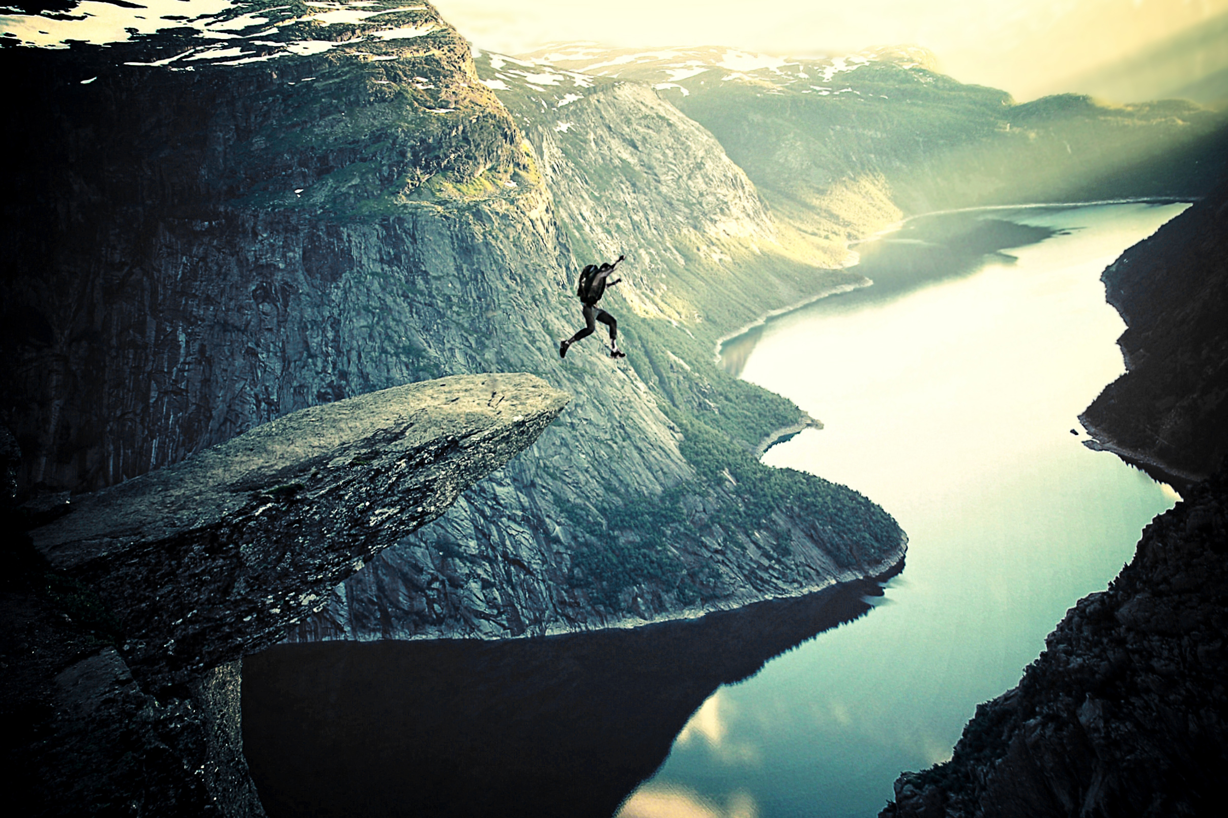 Base Jumping Pics, Sports Collection